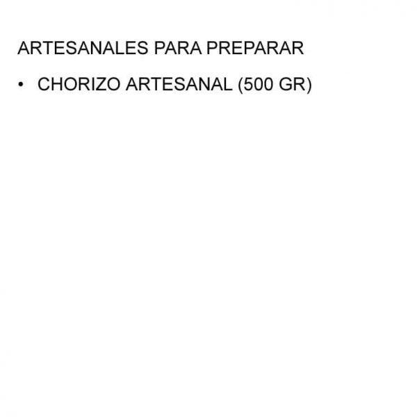artesanal-chorizo