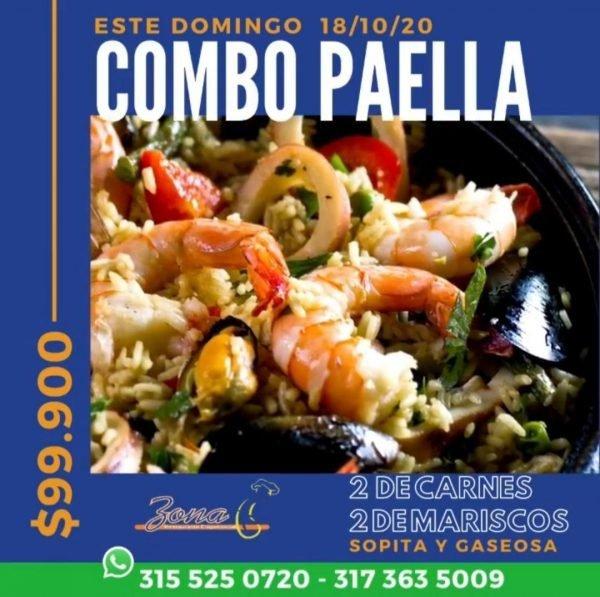 paellacombo
